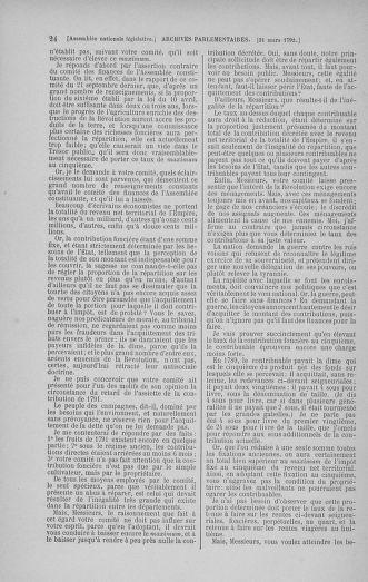 Tome 41 : Du 30 mars au 16 avril 1792 - page 24
