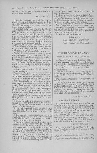 Tome 41 : Du 30 mars au 16 avril 1792 - page 36