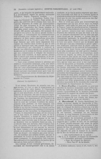 Tome 41 : Du 30 mars au 16 avril 1792 - page 50