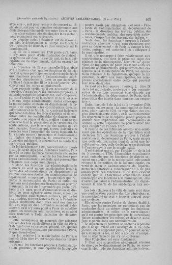 Tome 41 : Du 30 mars au 16 avril 1792 - page 165