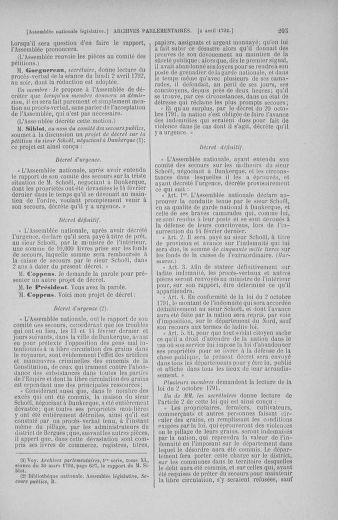 Tome 41 : Du 30 mars au 16 avril 1792 - page 205
