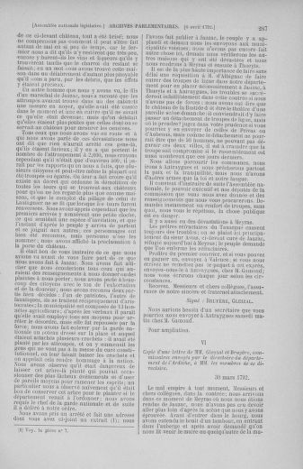 Tome 41 : Du 30 mars au 16 avril 1792 - page 287