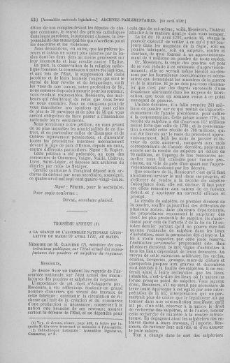 Tome 41 : Du 30 mars au 16 avril 1792 - page 430