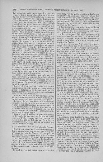Tome 41 : Du 30 mars au 16 avril 1792 - page 482