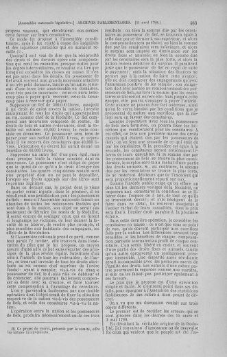 Tome 41 : Du 30 mars au 16 avril 1792 - page 483