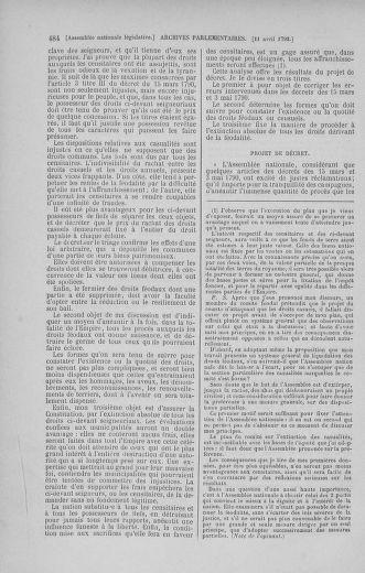 Tome 41 : Du 30 mars au 16 avril 1792 - page 484