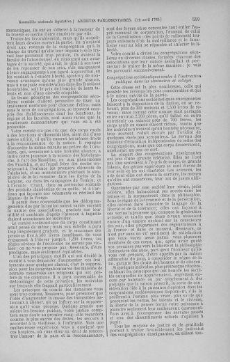 Tome 41 : Du 30 mars au 16 avril 1792 - page 519