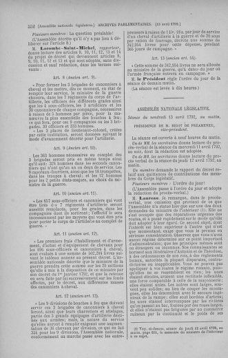 Tome 41 : Du 30 mars au 16 avril 1792 - page 552