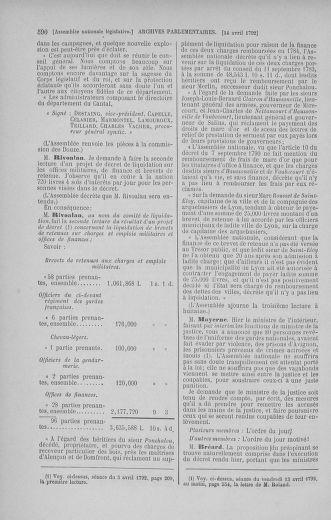 Tome 41 : Du 30 mars au 16 avril 1792 - page 590
