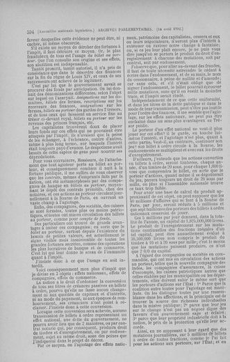 Tome 41 : Du 30 mars au 16 avril 1792 - page 594