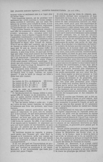 Tome 41 : Du 30 mars au 16 avril 1792 - page 596