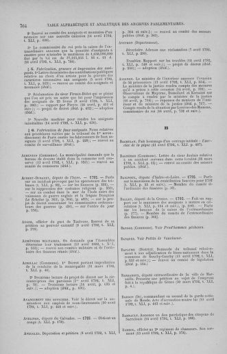 Tome 41 : Du 30 mars au 16 avril 1792 - page 764