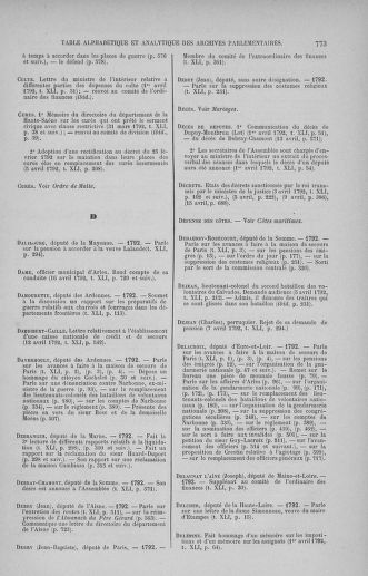 Tome 41 : Du 30 mars au 16 avril 1792 - page 773