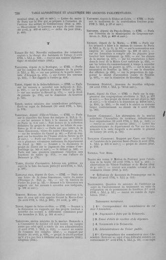 Tome 41 : Du 30 mars au 16 avril 1792 - page 798