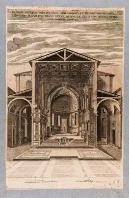 Chiesa di Santa Maria Maggiore, abside