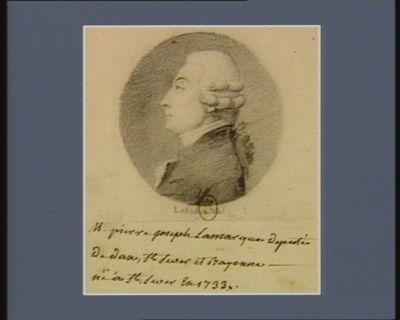 M. Pierre Joseph Lamarque député de Dax : [dessin]
