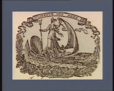 Liberté des mers [estampe]
