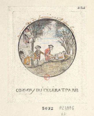 Convoy du célérat Paris [estampe]