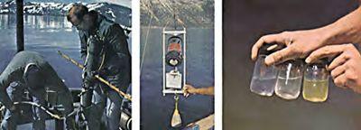 Study of Lake Tahoe water quality