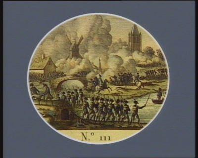 N.o 111 21 fructidor an 1 (7 7.bre 1793). Victoire de Hondscoote... : [estampe]