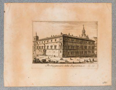 Palazzo della Sapienza o Archiginnasio Romano