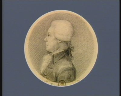 Jullien Joseph de Lalande né à Mayenne le 19 mars 1742 député du Maine à l'Assemblée nationale de 1789 : [dessin]