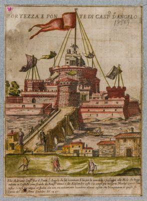 Castel S. Angelo e ponte Elio
