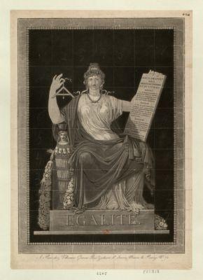 Egalité [estampe]