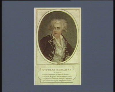 Nicolas Bergasse né en 1750 : [estampe]