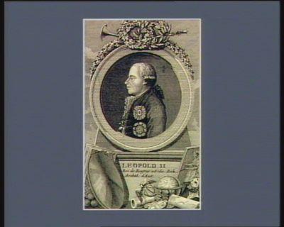 Leopold II roi de Hongrie et de Boh. archid. d'Aut. : [estampe]