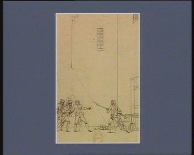 [Quatrième événement du quatorze juillet 1789] [dessin]