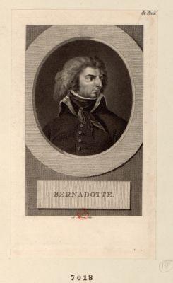 Bernadotte [estampe]