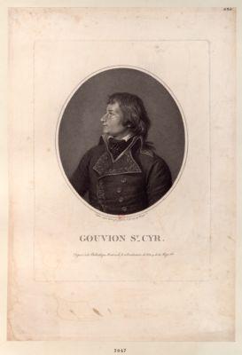Gouvion St Cyr [estampe]