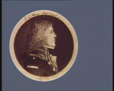 P.L. Henry adjud.t général [estampe]