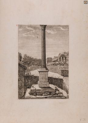 Colonna di Foca, da Ponente