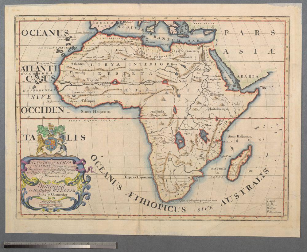 Region: Africa--Maps - Maps of Africa: An Online Exhibit - Spotlight