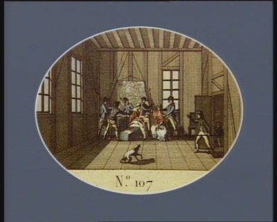 N.o 107 13 juillet. 25 messidor. Assassinat de J.P. Marat... : [estampe]