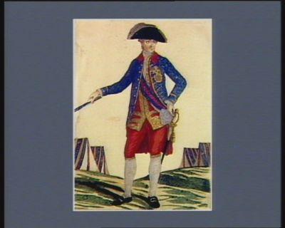 Joseph II de Lorraine Empereur Roi de Hongrie et de Boheme né le 13 mars 1741 : [estampe]