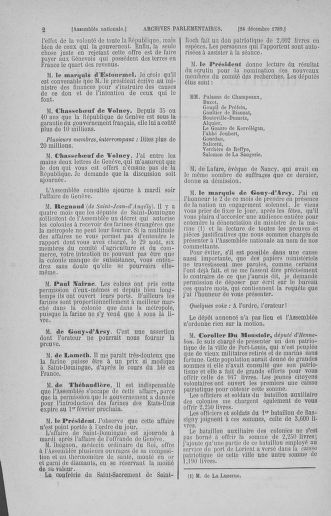 Tome 11 : Du 24 décembre 1789 au 1er mars 1790 - page 2