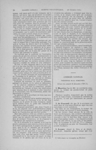Tome 11 : Du 24 décembre 1789 au 1er mars 1790 - page 20