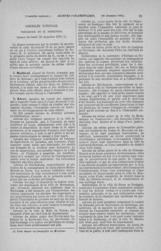 Tome 11 : Du 24 décembre 1789 au 1er mars 1790 - page 25