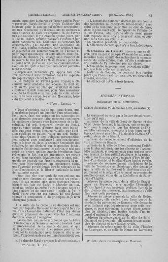 Tome 11 : Du 24 décembre 1789 au 1er mars 1790 - page 33