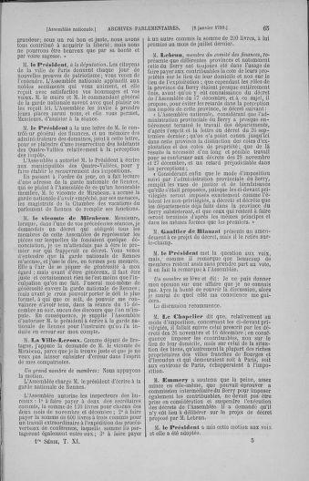 Tome 11 : Du 24 décembre 1789 au 1er mars 1790 - page 65