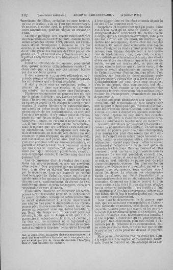 Tome 11 : Du 24 décembre 1789 au 1er mars 1790 - page 102