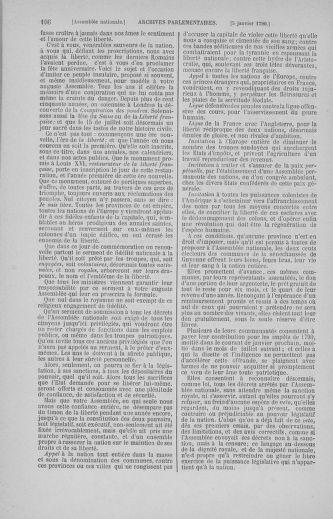 Tome 11 : Du 24 décembre 1789 au 1er mars 1790 - page 106