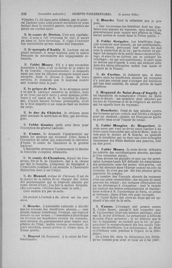 Tome 11 : Du 24 décembre 1789 au 1er mars 1790 - page 108