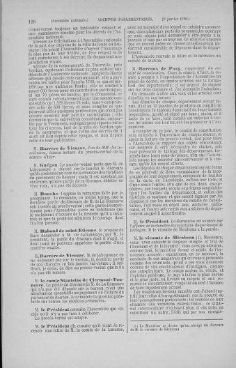 Tome 11 : Du 24 décembre 1789 au 1er mars 1790 - page 128