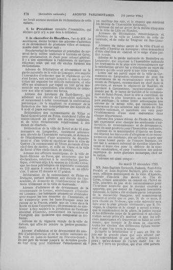 Tome 11 : Du 24 décembre 1789 au 1er mars 1790 - page 178
