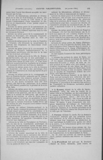 Tome 11 : Du 24 décembre 1789 au 1er mars 1790 - page 181