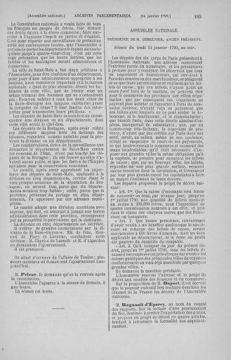 Tome 11 : Du 24 décembre 1789 au 1er mars 1790 - page 185